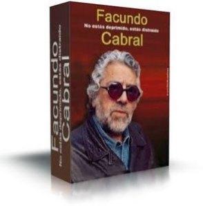 Facundo Cabral – No estas deprimido estas distraido